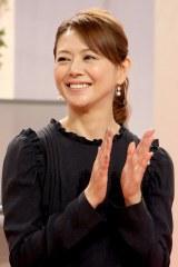 NHK朝の連続テレビ小説『あまちゃん』出演者発表会見に出席した小泉今日子 (C)ORICON DD inc.
