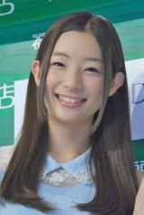 最新写真集『ADAJIRING』発売記念イベントに出席した足立梨花 (C)ORICON NewS inc.