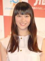2013上半期CM起用社数ランキング1位の武井咲 (C)ORICON NewS inc.
