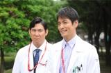 高視聴率スタートを切った『DOTORS 2 最強の名医』相良浩介(沢村一樹)との森山卓(高嶋政伸)の対決はますますエスカレート!?(写真は第2話より)(C)テレビ朝日
