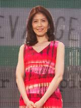 7月21日、WOWOWプライムでスタート『The Evangelist プレゼンター チャンピオンシップ』のMCを務める小島慶子 (C)ORICON NewS inc.
