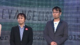 7月21日放送の#1のプレゼンター、藤井大輔氏(左)と島崎昭光氏(右)