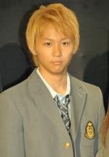 『生贄のジレンマ』に出演した須賀健太 (C)ORICON NewS inc.