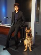 26年ぶりに地上波ドラマで『特捜最前線』が復活! 上川隆也主演で警察犬の活躍を描く (C)ORICON NewS inc.