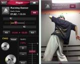 ダンス上達アプリ「dance+ by STEEZ(STEEZ APP)」も配信