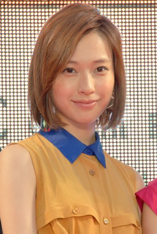 UULAドラマ『I LOVE YOU』配信記念野外イベントに出席した戸田恵梨香 (C)ORICON NewS inc.