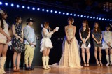 東京・秋葉原のAKB48劇場の公演の模様(C)AKS