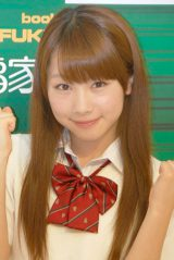 初のソロ写真集を発売したモー娘。石田亜佑美 (C)ORICON NewS inc.