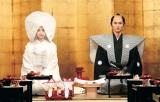解禁されたビジュアルで白無垢姿を披露した上戸彩 (C)2013『武士の献立』制作委員会