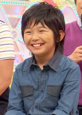NHK『伝えてピカッチ 夏休みキッズスペシャル』に出演する加藤清史郎 (C)ORICON NewS inc.