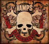 VAMPSベスト盤『SEX BLOOD ROCK N' ROLL』ジャケット初公開