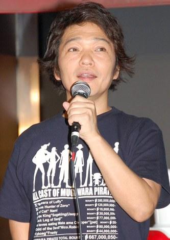 『ワンピースレストラン バラティエ』の内覧会に出席した山口勝平 (C)ORICON NewS inc.