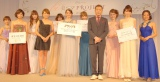 『美ママAWARD』グランプリ授賞式の模様 (C)ORICON NewS inc.