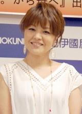 元モーニング娘。の中澤裕子が矢口真里にエール (C)ORICON NewS inc.
