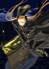 『蒼き鋼のアルペジオ ‐アルス・ノヴァ‐』キャラクター別メインビジュアル(ハルナ)(C) Ark Performance/少年画報社・アルペジオパートナーズ