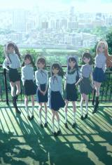 『Wake Up, Girls!』2014年新春、テレビ放送&劇場公開(C)Green Leaves/Wake Up, Girls!製作委員会
