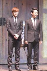 チ・チャンウク日本初舞台「ドキドキして」