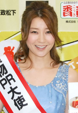 川村ひかる (C)ORICON NewS inc.