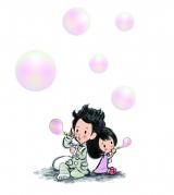 映画『ATARU』スピンオフ絵本『シャボンだまのきせき』8月27日発売(ぶん:チョコザイ、え:こう)