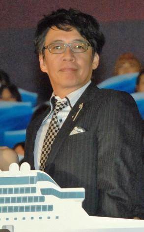 映画『謎解きはディナーのあとで』の初日舞台あいさつに登壇した生瀬勝久 (C)ORICON NewS inc.