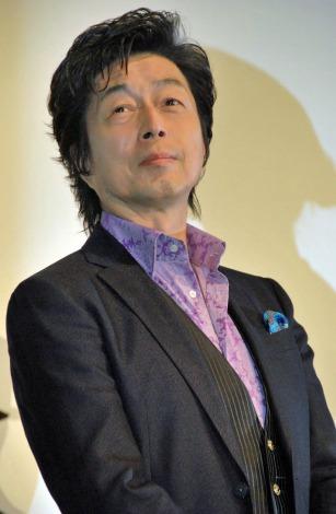 映画『謎解きはディナーのあとで』の初日舞台あいさつに登壇した中村雅俊 (C)ORICON NewS inc.