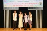 (左から)吉田尚記ニッポン放送アナンサー、小見川千明、水橋かおり、金元寿子