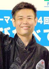 イベント会場で業界人に営業していた品川祐 (C)ORICON NewS inc.
