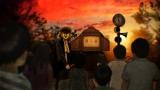 テレビ東京で日曜深夜に放送中のアニメ『闇芝居』場面写真(C)「闇芝居」製作委員会2013