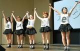 デビュー曲披露イベントで笑顔の5人 (C)ORICON NewS inc.