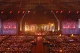 全国ツアー『NANA MIZUKI LIVE CIRCUS』の埼玉公演を西武ドームで行った水樹奈々(写真:上飯坂 一、江藤はんな)