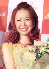 新ヘアケア商品『Honeyce』発売記念イベントに出席した宮崎宣子 (C)ORICON NewS inc.
