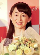 新ヘアケア商品『Honeyce』発売記念イベントに出席した松本志のぶ (C)ORICON NewS inc.