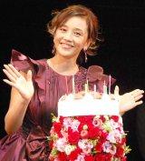 西田ひかる、デビュー25周年で紅白に意欲