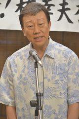 NHK連続テレビ小説『あまちゃん』にゲスト出演する橋幸夫(C)NHK