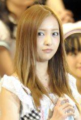 AKB48として最後の『ミュージックステーション』に出演した板野友美(撮影:鈴木かずなり)