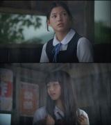 ドコモ『dビデオ』新CMに出演する石井杏奈(上)、小松菜奈(下)8月5日より全国でOA