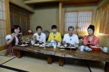 勝俣州和おすすめのお蕎麦屋さんでつきることない話に花が咲く(C)中京テレビ