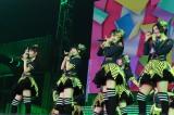 『AKB48 2013真夏のドームツアー』大阪公演に出演したHKT48(C)AKS