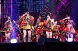 『AKB48 2013真夏のドームツアー』大阪公演の模様(C)AKS