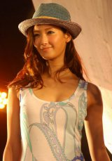 『a-nation&GirlsAward island collection by GINGER』に出演した菜々緒(C)ORICON NewS inc.