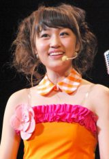 芸能界引退を発表したAKB48の元メンバー小森美果 (C)ORICON NewS inc.