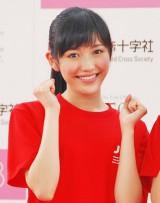 日本赤十字社『JOIN!赤十字はあなたの力を待っている。』キャンペーン記者発表会に出席した渡辺麻友 (C)ORICON NewS inc.