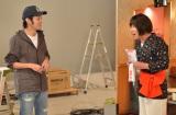 『あまちゃん』のパロディで10年ぶりにコント共演した内村光良(中央)と宮藤官九郎(C)NHK