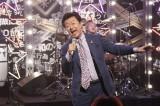 『ミュージックステーション』に2週連続出演するサザンオールスターズ(写真は7月26日放送シーン) (C)テレビ朝日