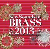 ボカロ曲やアニメの主題歌、卒業シーズンには欠かせない曲等を収録した『ニュー・サウンズ・イン・ブラス2013』(TOCF-56095)