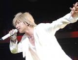 活動休止前ラストライブ 『SOPHIA TOUR 2013 未来大人宣言』最終公演を行ったSOPHIAの松岡充 (C)ORICON NewS inc.