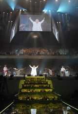 SOPIHA 活動休止前ラストライブ 『SOPHIA TOUR 2013 未来大人宣言』最終公演の模様 (C)ORICON NewS inc.