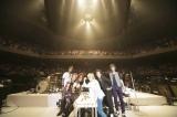 松岡充の誕生日をお祝い=SOPIHA 活動休止前ラストライブ 『SOPHIA TOUR 2013 未来大人宣言』最終公演