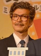 ミュージカル『エニシング・ゴーズ』の製作発表会に出席した大澄賢也 (C)ORICON NewS inc.