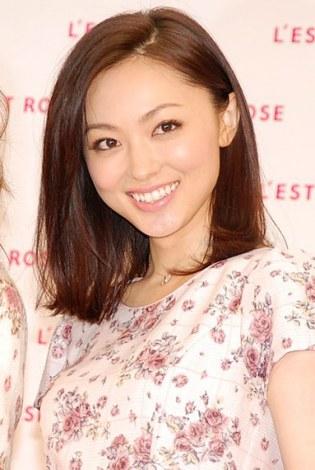 ファッションブランド『L'EST ROSE』初CM発表会に出席した徳澤直子 (C)ORICON NewS inc.